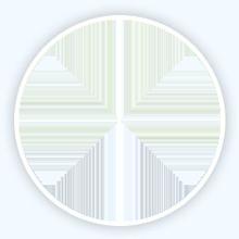 Effet radius sur image